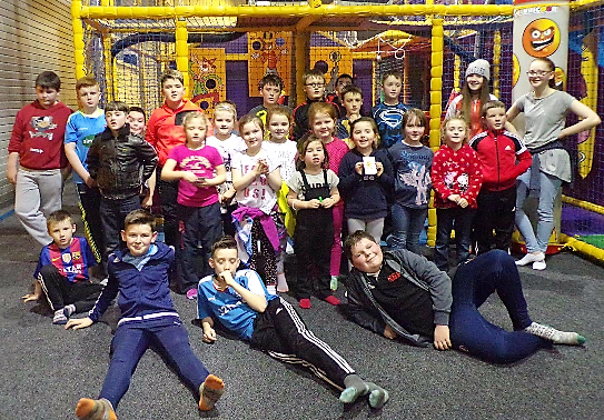 Youth Club Christmas Party 2016